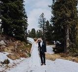 WINTER WEDDING INSPIRATION / Inspiration for your winter wedding.