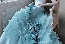 Evening dresses, ball