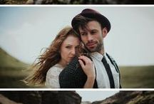Iceland Wedding Inspiration / Wedding Inspiration for an intimate Icelandic Wedding or Elopement. Perfect for a couple planning an adventure wedding in Iceland.