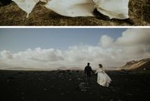 Adventure Wedding Inspiration / Inspiration for anyone who is considering planning an adventure wedding or elopement.