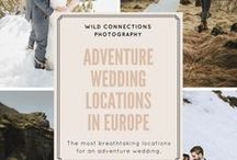 Destination Wedding Inspiration / Inspiration for anyone thinking about planning a destination wedding and want some advice and ideas on where to go and how to plan it.