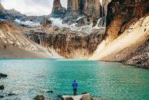 South America Travel Inspiration / Inspiration for travel destinations across South America.