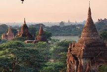 Asia Travel Inspiration / Travel inspiration for amazing places and destinations across Asia.