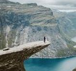 Norway Wedding Inspiration / Inspiration for an adventure wedding or elopement in beautiful Norway.
