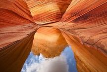 The Wave ~ Arizona/Utah Border