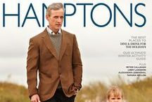 Hamptons Magazine Covers / See who's been on the cover of Hamptons magazine.