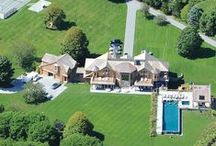 Hamptons Homes / Real estate gems on the East End.