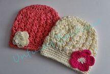Crochet - Hats / by Noreen Roud