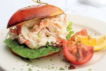 Hamptons Seafood Dishes / Succulent seafood to try out East.