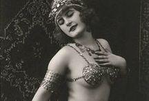 Burlesque. Cabaret