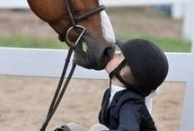 Equestrian World / From the age of 5 yrs old riding my uncle's horse, I fell in love with the sport.
