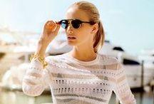 Hamptons Fashion Lookbook / Snapshots of Hamptons style.