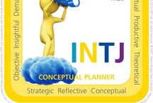 Psychology ~ I Am INTJ / by Diane Gil