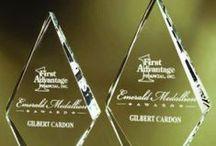 Awards / Acrylic, Glass and Crystal Awards