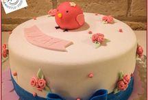 mutlufirin / Şekerhamuru butik pastalar Tatlı Figürler Fondant cakes Birthday cakes