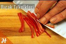 Temel Mutfak Bilgileri / Hobiyo Temel Mutfak Teknikleri kursunda anlatılan ipuçları!