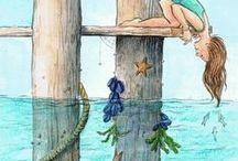 Summertime Illustrations