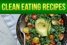 Clean Eating Recipes / Delicious Clean Eating Recipes. PLEASE PIN CLEAN EATING RECIPES ONLY. NO WHITE FLOUR, NO WHITE SUGAR. Irrelevant pins will be deleted. Repeat offense Pinners will be removed.  www.HealingGourmet.com