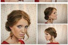 Hair and Make Up ~ Inspiration