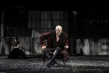 King Lear, W. Shakespeare, Athens Greece / KING LEAR W. SHAKESPEARE GEORGE KIMOULIS (Lear) directed by TOMAZ PANDUR