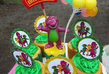 Barney Барни динозавр dinosaur / Barney Barni Барни