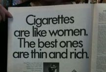 Vintage Sexist Ads.