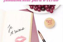 Encontro de Beauté / Nessa pasta vocês vão encontrar os posts do meu blog.   Clicando em cada artigo, haverá o direcionamento do link para o blog.  Muita informação e dicas úteis !