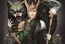 Loki / #Marvel #Asgard #Loki