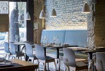 Decoración restaurantes / # decoraciónbares# decoración