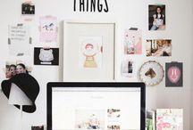 Home Office / Inspirações para um ambiente de trabalho agradável