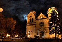 Santa Fe, New Mexico / Things to do and sites to see out and about in Santa Fe, NM.