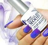Mood Polish and Gel / Temperature activated, color changing polish!