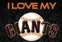 San Francisco Giants / by Donna Salinas