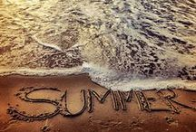 Summer Living / Looking to get away? This board will help put your mind at ease this Summer!