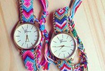 Relojes / Me encantan los relojes / by 💥Caty Lozada💥