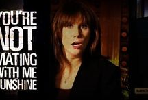 """Donna Noble / """"Oi! Watch it SpaceMan! / by Bad Wolf 🐺👽💗"""