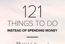 Money Saving Ideas & Tips