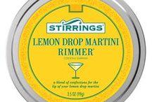 Lemon Drop A Little / It's Sweet, It's Sour, It's AWESOME! www.stirrings.com