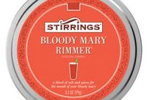 Bloody Mary, Tomato, Tomahto / MORE Horseradish + MORE Worcestershire  = MORE BETTER www.stirrings.com