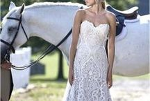 Ashley & Justin Bridal / Beautiful bridal gowns from Ashley & Justin Bride offered at our adorable shop in New Braunfels, Texas