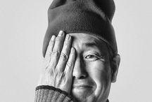 Ahn Sang Soo / Korean graphic designer