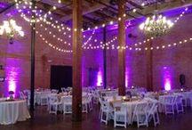 Wedding Lighting / #Dallas #wedding #uplighting and #lighting