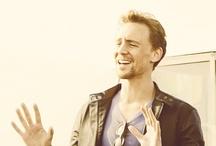 Tom Hiddleston / by tyanna stoochnoff