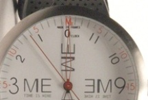 The Time Is NOW - Me O'clock  / timepieces, watches & gear