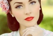 Make-up pinup