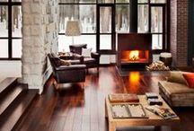 modern with rustic ★ interior design