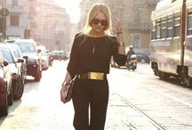 Street Style / Simple day to day styles that we love.