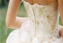 Wedding Dresses / Fit for a princess