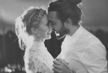 FIRST COMES LOVE / Wedding ideas with a taste for boho