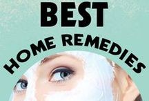 Pampering & Tricks / All those home remedies we all love.